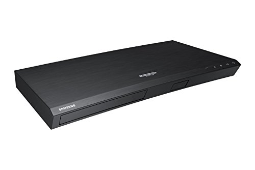 Samsung UBD-M8500 Curved Blu-ray Player (Ultra HD, WLAN) schwarz