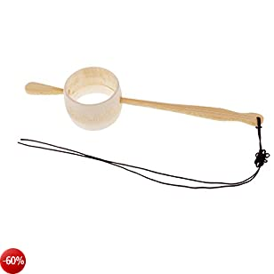 non-brand Sharplace Filtro Da Tè In Bambù Filtro A Rete Colino Gadget Da Tè Strumenti Gadget Regalo