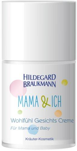 Hildegard Braukmann > Mama & Ich Wohlfühl Gesichts Creme 50 ml