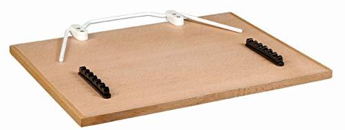 ArtCoe Pastellfarben-Aufbewahrungsbox 33x 43cm Kleine Ultra Grip Zeichenbrett Hartholz