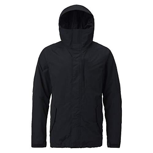 Burton Herren Gore-Tex Radial Shell Jacket, True Black W19, S Herren Puffy Jacket