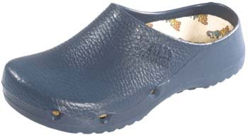Birki 's Birki Air–Scarpe con fibbia donna Blu