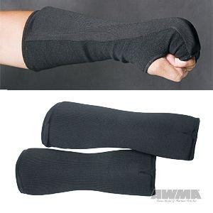Pro Force Kombination Fist/Unterarm Guard-schwarz Kind groß (41/5,1cm breit-131/5,1cm lang) 2Packungen -