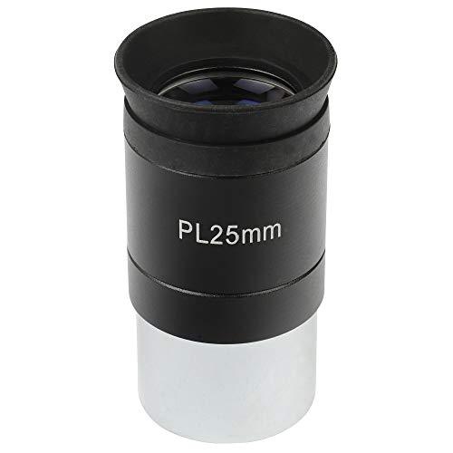 """Orbinar Plössl 25mm Teleskop Okular 31,7mm (1,25\"""") 4-Linsen"""