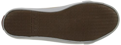 Woolrich Strand Textile Turnschuhe Brush Brown