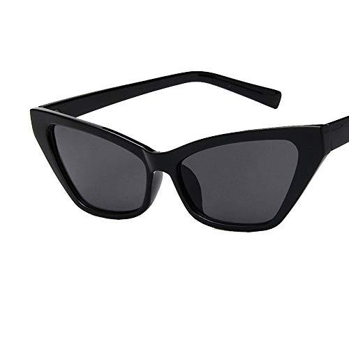 Makefortune Herren und Damen Sonnenbrille Frauen einfache Brille Cat Eye Sonnenbrillen Rahmen klare Linse optische Brille Cat Eye Sonnenbrillen Schmetterling Sonnenbrillen