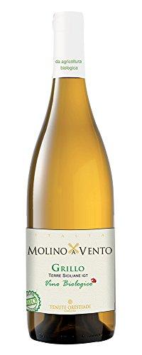 Molino A Vento - Vino Grillo - 2015 - 1 Bottiglia da 750 ml