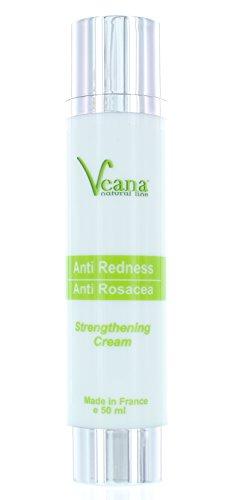 Veana Cure Vegetale Anti Rosacea Strengthening Cream, 1er Pack (1 x 50 ml)