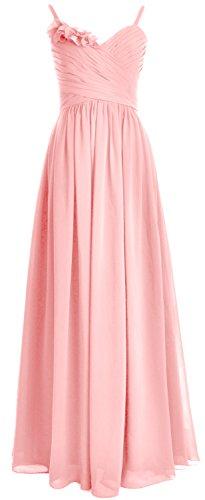 MACloth - Robe - Trapèze - Femme Blush Pink