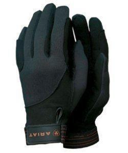 Ariat TEK Grip insulated Handschuhe, 7, schwarz (Handschuhe Grip Tek)