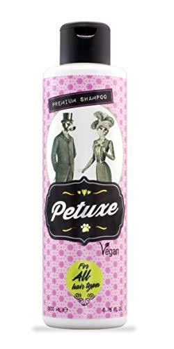 Keine Tierversuche-cruelty Free (Petuxe 00221 Vegan Shampoo für Hunde und Haustiere, alle Haartypen, 200 ml)