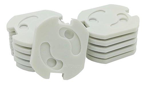 Kindersicherung für Steckdosen 15 & 25 Stück Steckdosensicherung für Babys Kleinkinder Kinder (25 Stück)
