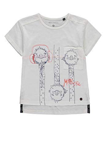 Marc O' Polo Kids Boy's T-Shirt 1/4 Arm T-Shirt, Beige for sale  Delivered anywhere in UK