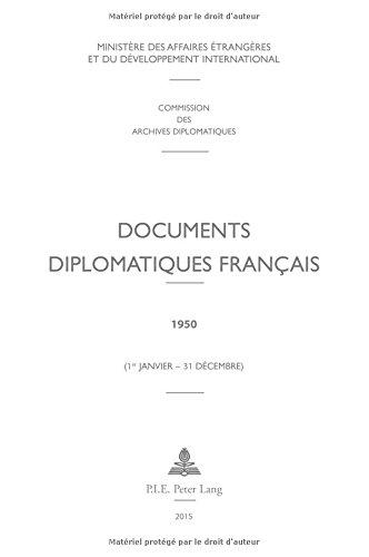 Documents diplomatiques français : 1950 (1er janvier-31 décembre)