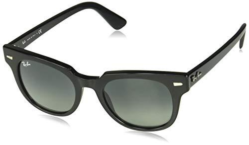 Ray-Ban Unisex-Erwachsene 901/71 Sonnenbrille, Schwarz (Black), 49
