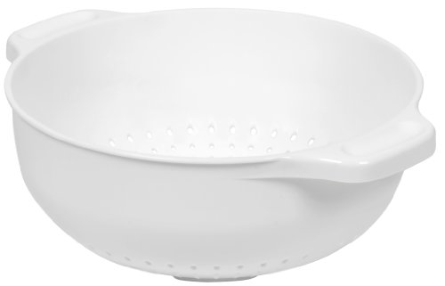 World Kitchen 1062229 Large Plastic Colander