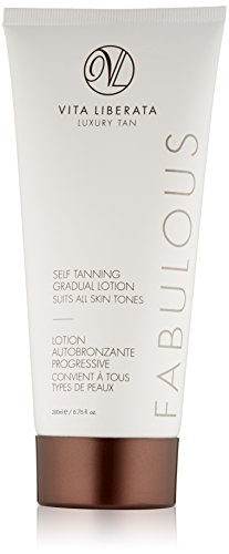 Vita Liberata - Fabulous Self Tanning Gradual Lotion 200 Milliliter - Best Self Tanning Lotionen