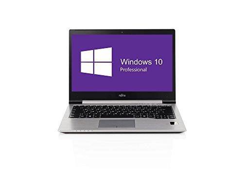 Fujitsu Lifebook U747 | Professional Notebook / Business Laptop | 14 Zoll Full HD Display | Intel Core i5-7200U @ 2,5 GHz | 8GB DDR4 RAM | 256GB SSD | Windows 10 Pro | Sofort einsatzbereit | Inkl. Garantie (Zertifiziert und Generalüberholt)