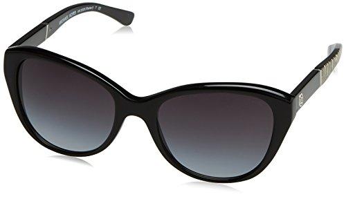 Michael Kors Damen 0MK2025 Sonnenbrille, Mehrfarbig (Black), 54