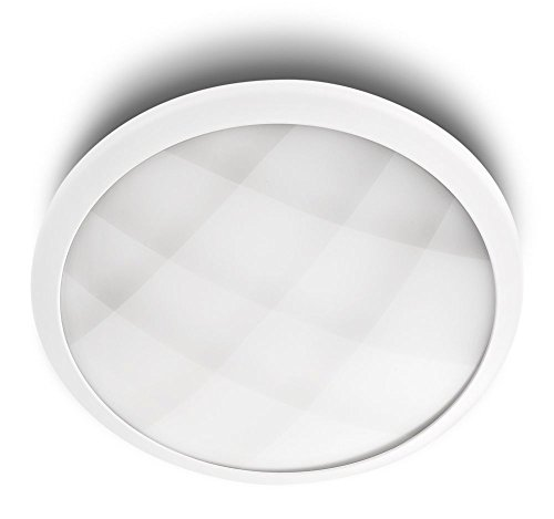 Philips myLiving Nylon 915004481901 - Plafón LED,...