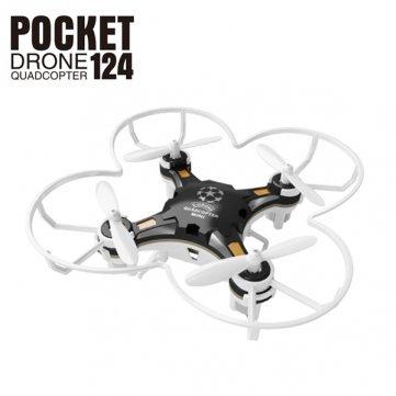 GoolRC FQ777 Drone Bolsillo 124 2.4G 4CH Seis Ejes