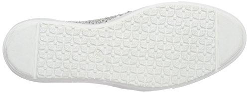 Mjus 785112 Damen Sneakers Mehrfarbig (Argento/Bianco)