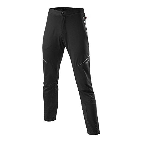 LÖFFLER Univers Windstopper Softshell Light Touring Pants - Black