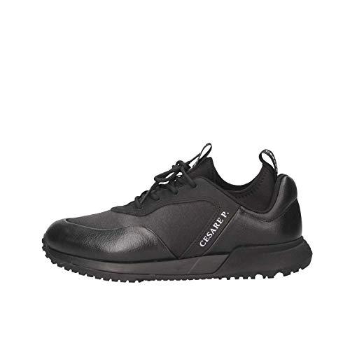 Cesare P. By Paciotti PITKI101MCV000 Sneaker Mann Schwarz 41