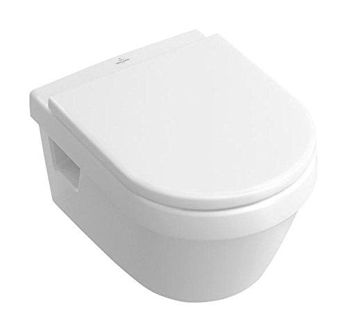 98M9C101 WC-Sitz Omnia architectura Scharniere ES Quick Release softclosing, weiß