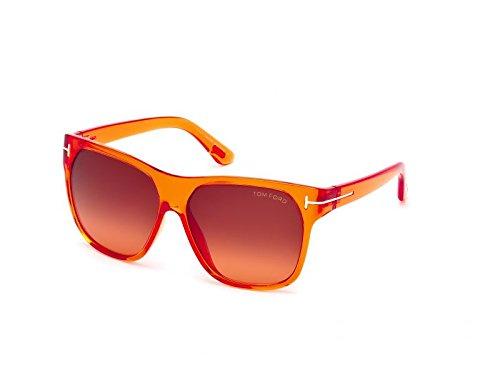 Tom Ford Herren Sonnenbrille Mehrfarbig 42T Einheitsgröße