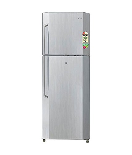 LG GL-B252VLGY Double-door Refrigerator (240 Ltrs, 2 Star Rating, Neo Inox)