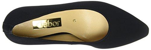 Gabor Basic, Chaussures À Talons Noirs Pour Femmes (schwarz)