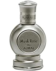 Musk Rose Concentrated Floral Perfume Free From Alcohol 12m