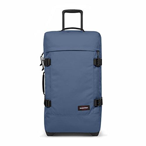 Eastpak TRANVERZ M Bagage cabine, 67 cm, 80 liters, Bleu (Earthy Sky)