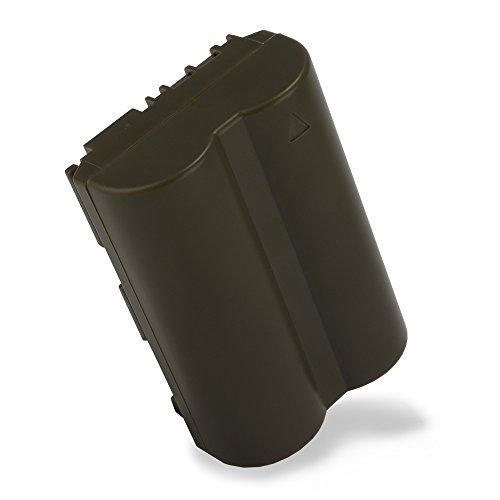 CELLONIC® Qualitäts Akku für Canon EOS 5D EOS 50D EOS 40D EOS 20D EOS 30D 300D 10D PowerShotG1 (1600mAh) BP-511 BP-511A Ersatzakku Batterie