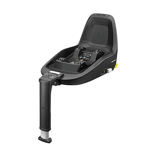Maxi-Cosi FamilyFix One i-Size Isofix Basisstation 0-18 kg, Gruppe 0+/1, für Babyschale Rock, Pebble Plus und Kindersitze Pearl Smart / Pearl Pro / Pearl One i-Size, schwarz