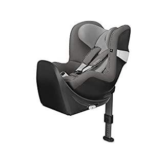 Cybex - Silla de coche grupo 0+/1 Sirona M2 i-size, desde el nacimiento hasta los 4 años, de 45 cm hasta 105 cm aproximadamente, 19 kg máximo, con base M, Gris (Manhattan Grey) (B07GLLF2ZJ) | Amazon price tracker / tracking, Amazon price history charts, Amazon price watches, Amazon price drop alerts