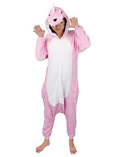 Adulte-Unisex-Animal-Cartoon-Pyjamas-Cosplay-Kigurumi-Halloween-Onesie-Costume-Vtements-de-nuit