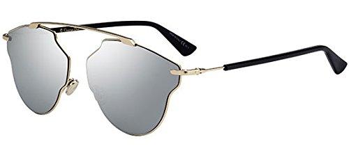 Dior Sonnenbrillen REAL POP GOLD BLACK/GREY BLUE Damenbrillen