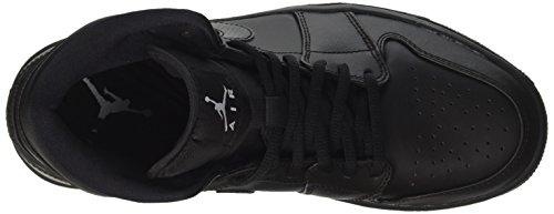 Nike Pull à capuche Vintage Marl pour homme Noir (Black/white)