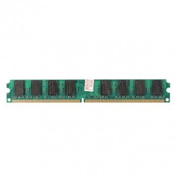 Price comparison product image Souked 2GB PC2-5300 5300U DDR2-667 MHZ 240-Pin Desktop PC DIMM Memory RAM