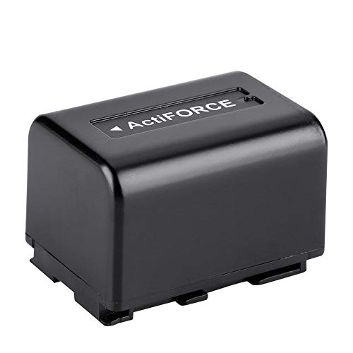 VBESTLIFE NP-FV5 Plus 3.7V 2500mAh Lithium-Batterie für HDV-534KM 4K WiFi 1080p Kamera Plus 4 Kamera