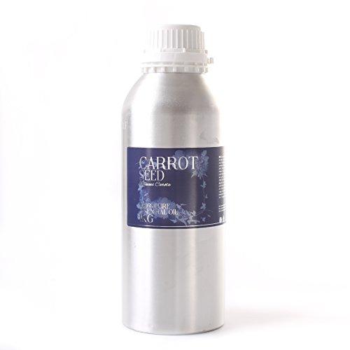 carota semi olio essenziale-1kg-100%