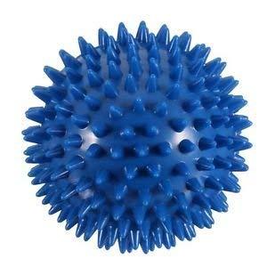Bloomgreen Co. 9cm Spiky Fitness Ball Massage Triggerpunkt-Yoga Hand Ãœbung Stress-Refl V2U7