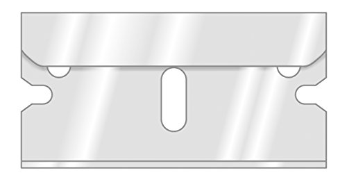 MATADOR Ersatzklinge für Glasschaber, 0841 0095