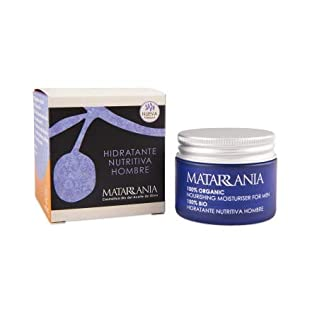 Matarrania H01 – Crema Hidratante Nutritiva para Hombre, 30 ml