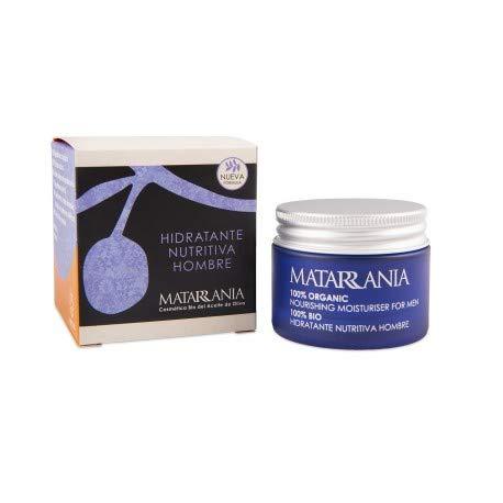 Matarrania H01 - Crema Hidratante Nutritiva Hombre