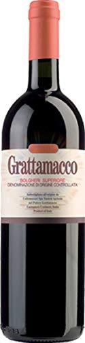 Grattamacco Rosso Bolgheri DOC - 1999 - Az. Agr. Grattamacco