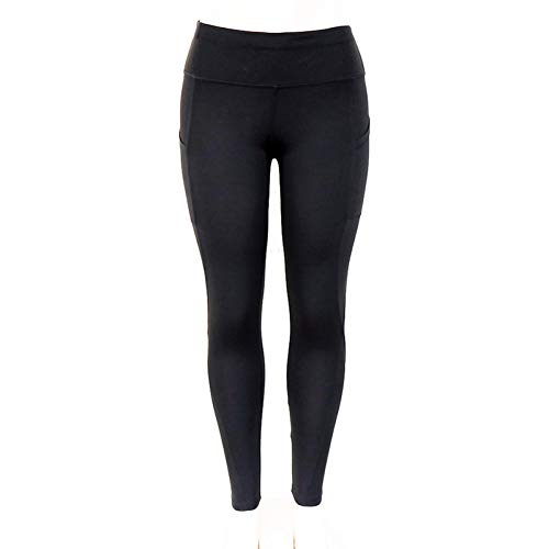6d5c809067 SMNYJK Las Mujeres de Cintura Alta Fitness Sport Leggings Pocket Girls Sexy  Yoga Pantalones Booty Gym