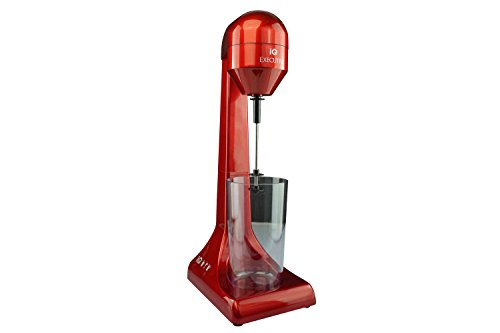 Frappe Stand Mixer IQ Pop life Frapediera Rosso rot Frappeemixer Frappe Shaker griechischer Eis Schaum Kaffee (Mixer-pop)